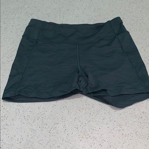 Outdoor voices green shorts size s